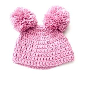 Other - Double Pom Beanie